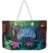 Missouri Botanical Garden Stl250 Cakeway To The West 2 Weekender Tote Bag