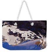 Koi Pond Abstract Weekender Tote Bag