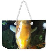 Koi Shine Weekender Tote Bag