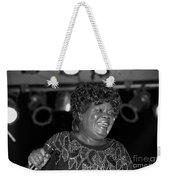 Koko Taylor Weekender Tote Bag