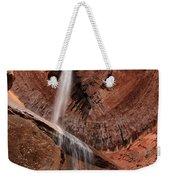 Kolob Canyons Falling Waters Weekender Tote Bag