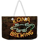 Kona Brewing Company Weekender Tote Bag