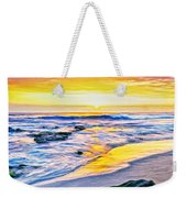 Kona Coast Sunset Weekender Tote Bag