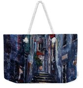 Korcula - Old Town - Croatia Weekender Tote Bag
