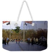 Korea Memorial Weekender Tote Bag