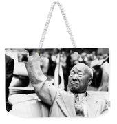 Korean President Syngman Rhee Weekender Tote Bag