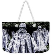 Korean War Veterans Memorial Washington Weekender Tote Bag