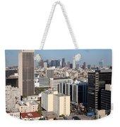 Koreatown Area Of Los Angeles California Weekender Tote Bag