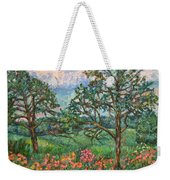 Kraft Avenue In Blacksburg Weekender Tote Bag