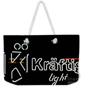 Kraftig Edited Weekender Tote Bag