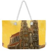 Krakow - Mariacki Church Weekender Tote Bag