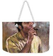 Kramer Weekender Tote Bag by Ylli Haruni