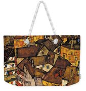 Krumau - Crescent Of Houses. The Small City V Weekender Tote Bag
