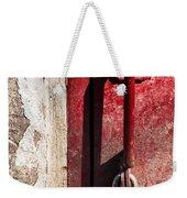 Kryptonite Weekender Tote Bag