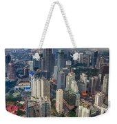 Kuala Lumpur City Weekender Tote Bag