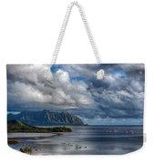 Kualoa Morning Show Weekender Tote Bag