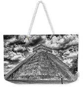 Kukulcan Pyramid V2 Weekender Tote Bag