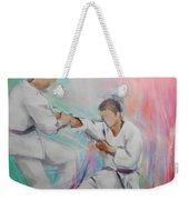 Kumite Weekender Tote Bag