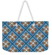 Kurbits Squares Weekender Tote Bag