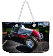 Kurtis Kraft Racer Weekender Tote Bag