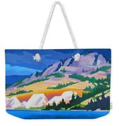 Kvr Railway Bluff Naramata Weekender Tote Bag