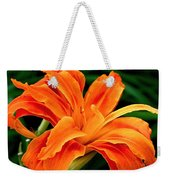Kwanso Lily Weekender Tote Bag