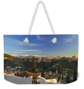 La Alhambra Granada Spain Weekender Tote Bag