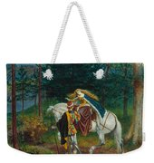 La Bella Dame Sans Merci Weekender Tote Bag