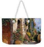 La Bella Strada Weekender Tote Bag by Guido Borelli