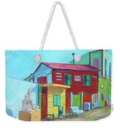 La Boca Morning I Weekender Tote Bag