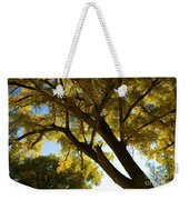 La Boca Ranch Cottonwood Weekender Tote Bag
