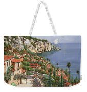 La Costa Weekender Tote Bag by Guido Borelli