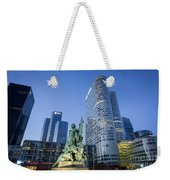 La Defense Memorial Weekender Tote Bag