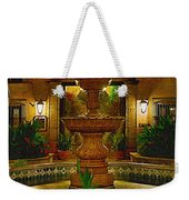 La Fuente At Tlaquepaque Weekender Tote Bag