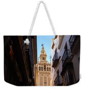 La Giralda - Seville Spain  Weekender Tote Bag