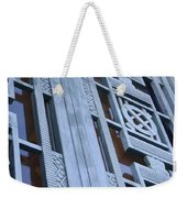 La Griffith Observatory Entrance Weekender Tote Bag