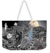 La Luna Weekender Tote Bag