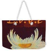 La Marguerite - Love Red Wine  Weekender Tote Bag