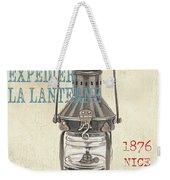 La Mer Lanterne Weekender Tote Bag