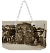 La Playa Carmel And Located At Camino Real At Eighth Ave. Circa  1925 Weekender Tote Bag