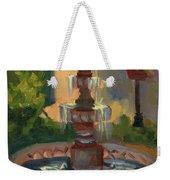 La Quinta Resort Fountain Weekender Tote Bag
