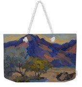 La Quinta Shadows Weekender Tote Bag