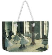 La Repetition Au Foyer De La Danse Weekender Tote Bag