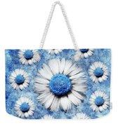 La Ronde Des Marguerites - Blue V05 Weekender Tote Bag