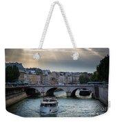La Seine Weekender Tote Bag