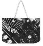 La Tecnica - The Typewriter Of Julio Weekender Tote Bag