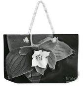 La Vie En Noir Et Blanc Weekender Tote Bag