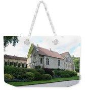 L'abbaye De Fontenay Weekender Tote Bag