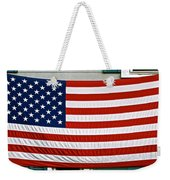 Labor Day Sunset On The Cape Weekender Tote Bag