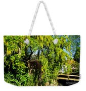 Laburnum By The River Weekender Tote Bag